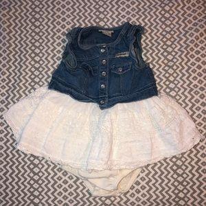 Calvin Klein Baby Girl Dress
